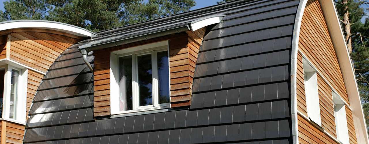 f563634bf Nowoczesna dachówka ceramiczna - Dom Nowoczesny
