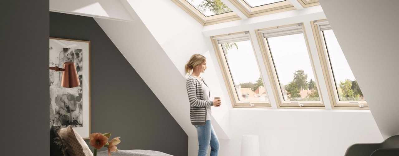 Inne rodzaje Nowoczesna funkcjonalność współczesnych okien dachowych – okna UX25
