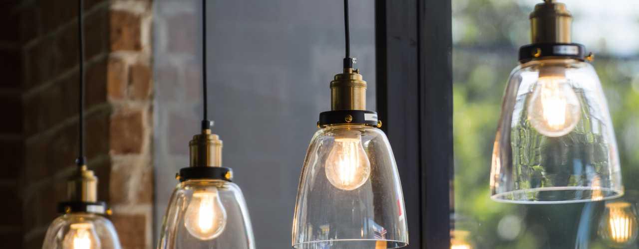 Industrialne Lampy Wiszące Dom Nowoczesny