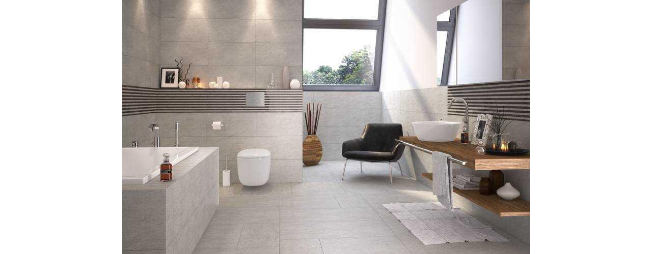 Jasna I Przestronna łazienka Opoczno Dom Nowoczesny