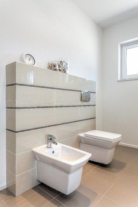 Bidet W łazience Dom Nowoczesny