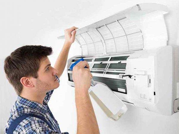 Zdrowa klimatyzacja - czyszczenie