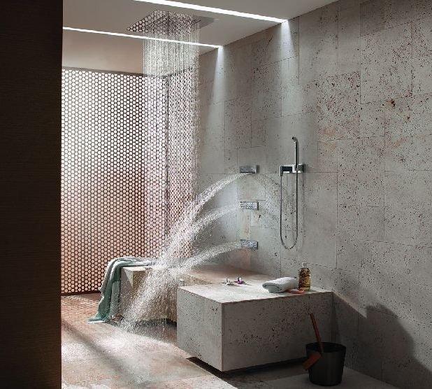 Prysznic Bez Brodzika Dom Nowoczesny