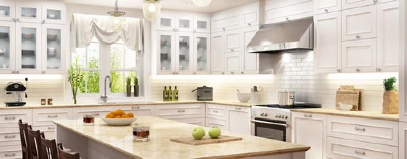 Jak Urządzić Dużą Kuchnię Dom Nowoczesny